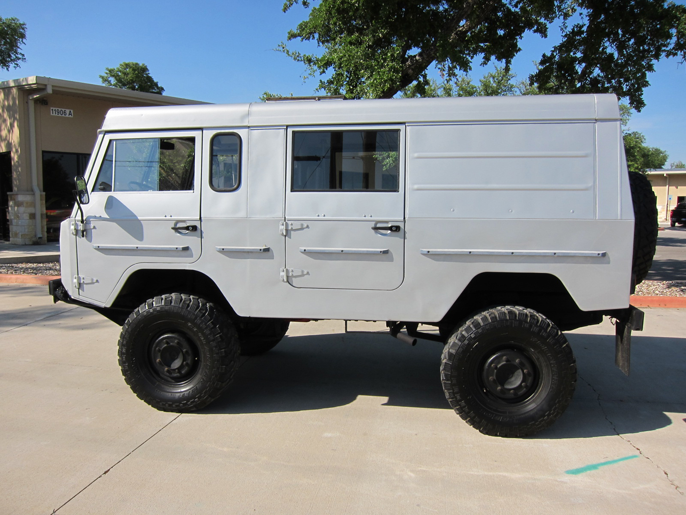 Pinzgauer For Sale Craigslist >> Spotted: 1975 Volvo C303 // West County Explorers Club