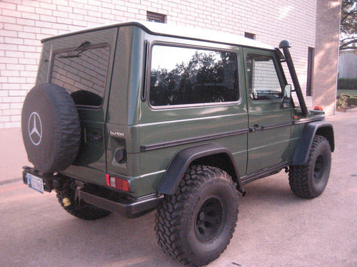 spotted 1988 mercedes 300gd gel ndewagen west county explorers club. Black Bedroom Furniture Sets. Home Design Ideas