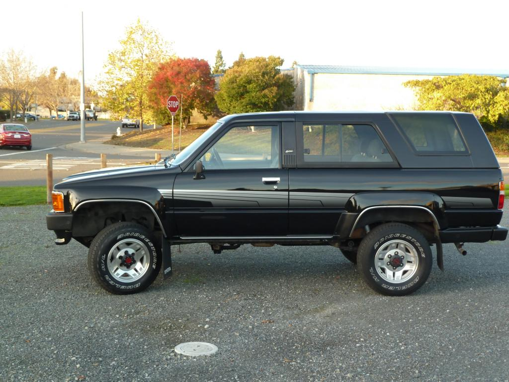 spotted 1986 toyota 4runner sr5 turbo west county explorers club. Black Bedroom Furniture Sets. Home Design Ideas