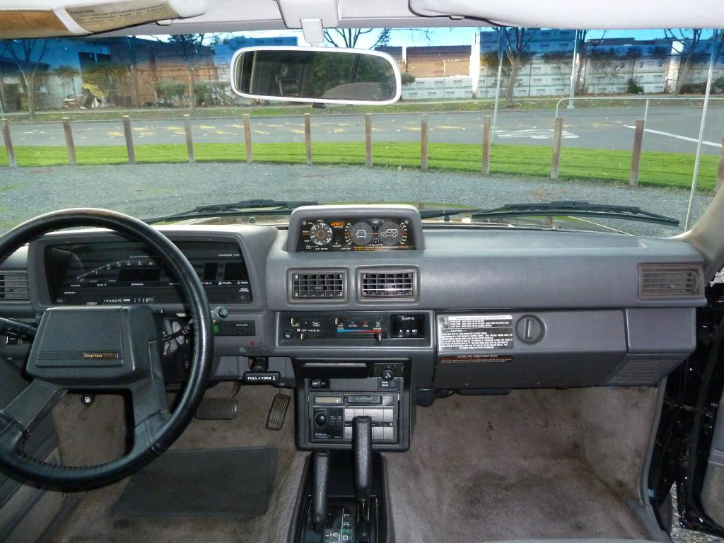 Spotted: 1986 Toyota 4Runner SR5 Turbo // West County ...