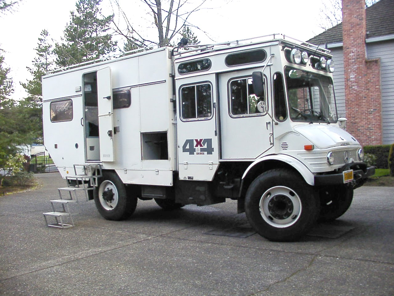 Rv For Sale Near Me >> Spotted: Unimog 416-Based 4×4 Camper // West County Explorers Club