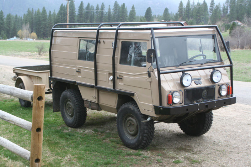 Pinzgauer For Sale On Craigslist Autos Post
