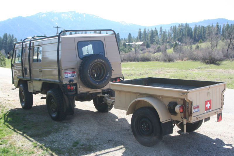 Spotted Pinzgauer 710k West County Explorers Club