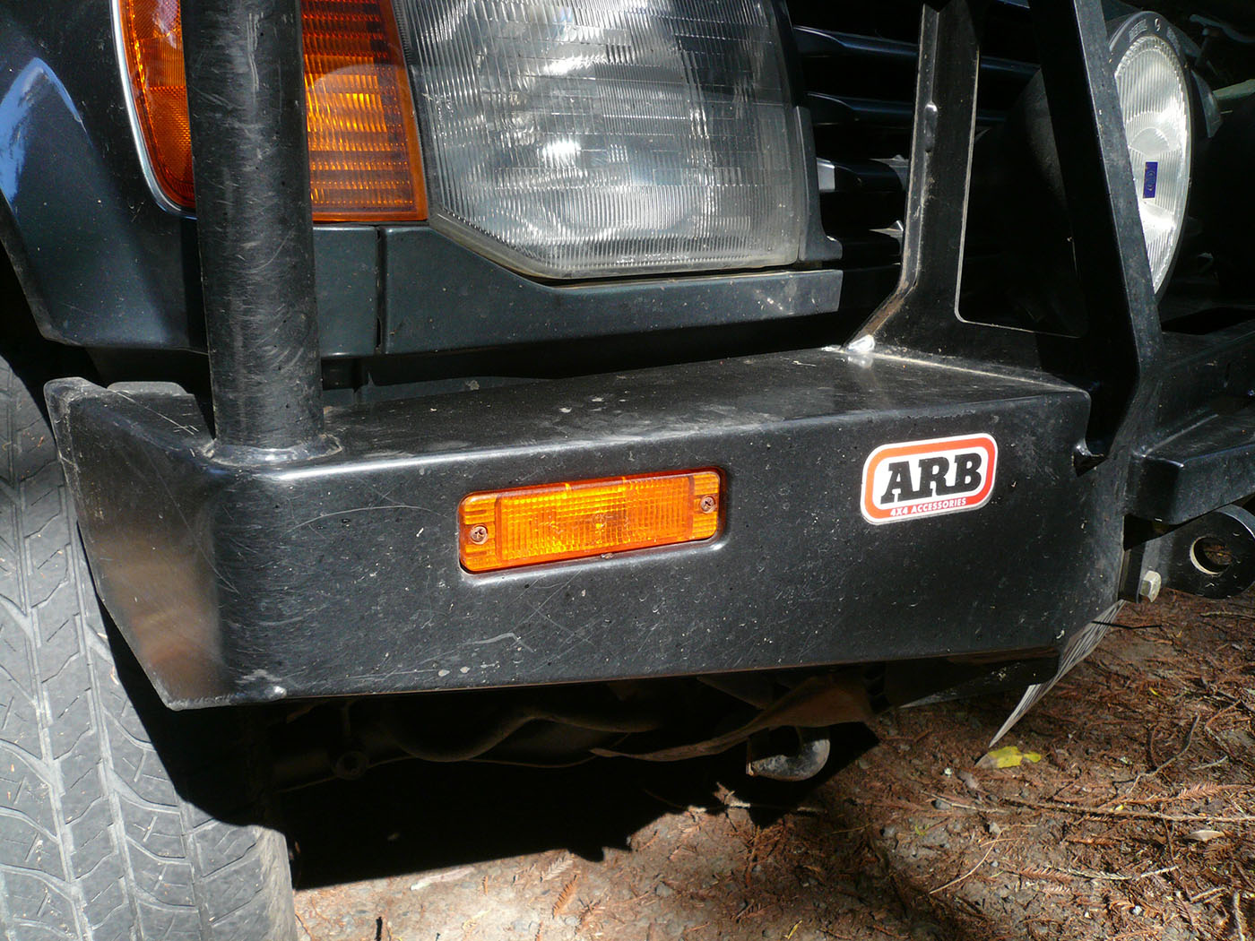 Replacing and waterproofing arb bumper turn signals west county ive been very happy with my arb bull bar bumper and its on board turn signals except for the fact that theyre not waterproof aloadofball Image collections