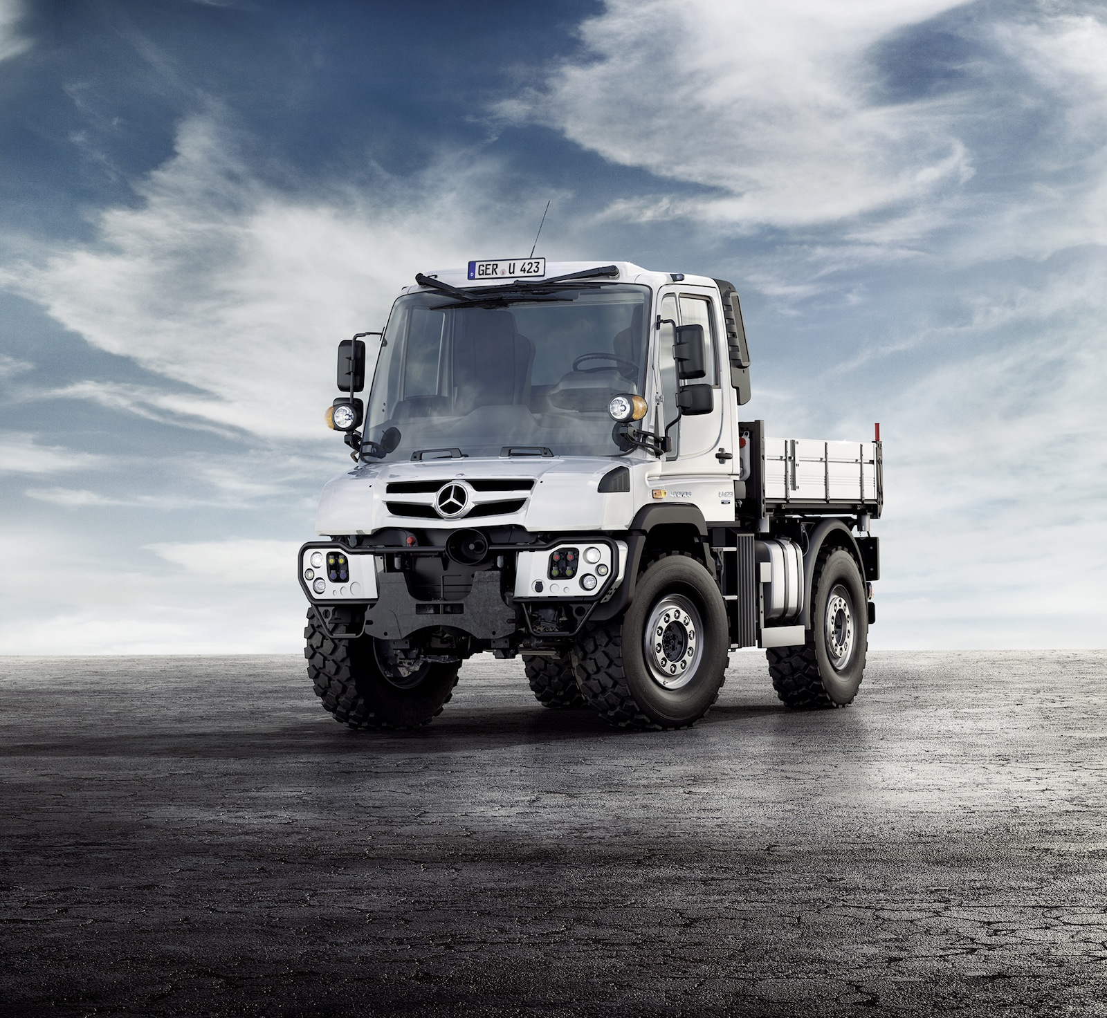 Unimog // West County Explorers Club
