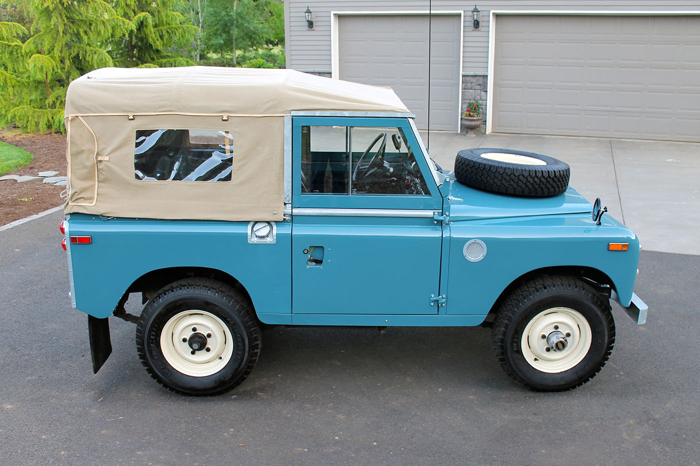 Land Rover Marin >> Spotted Land Rover Series Iia 88 West County Explorers Club