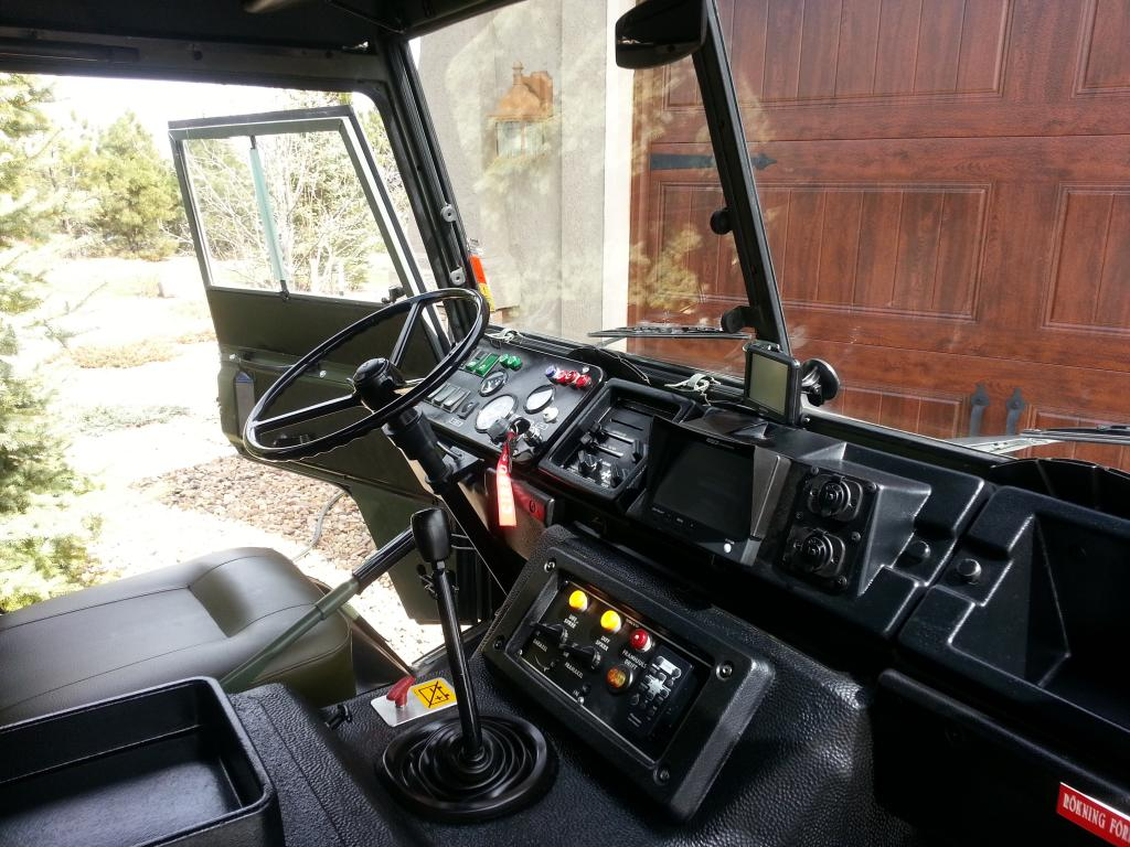Unimog For Sale >> Spotted: 1975 Volvo TGB 11 // West County Explorers Club