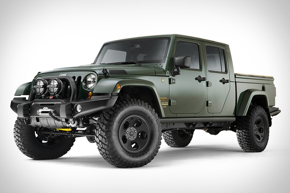 Jeep Brute Price >> Spotted: Filson Edition AEV Brute // West County Explorers ...