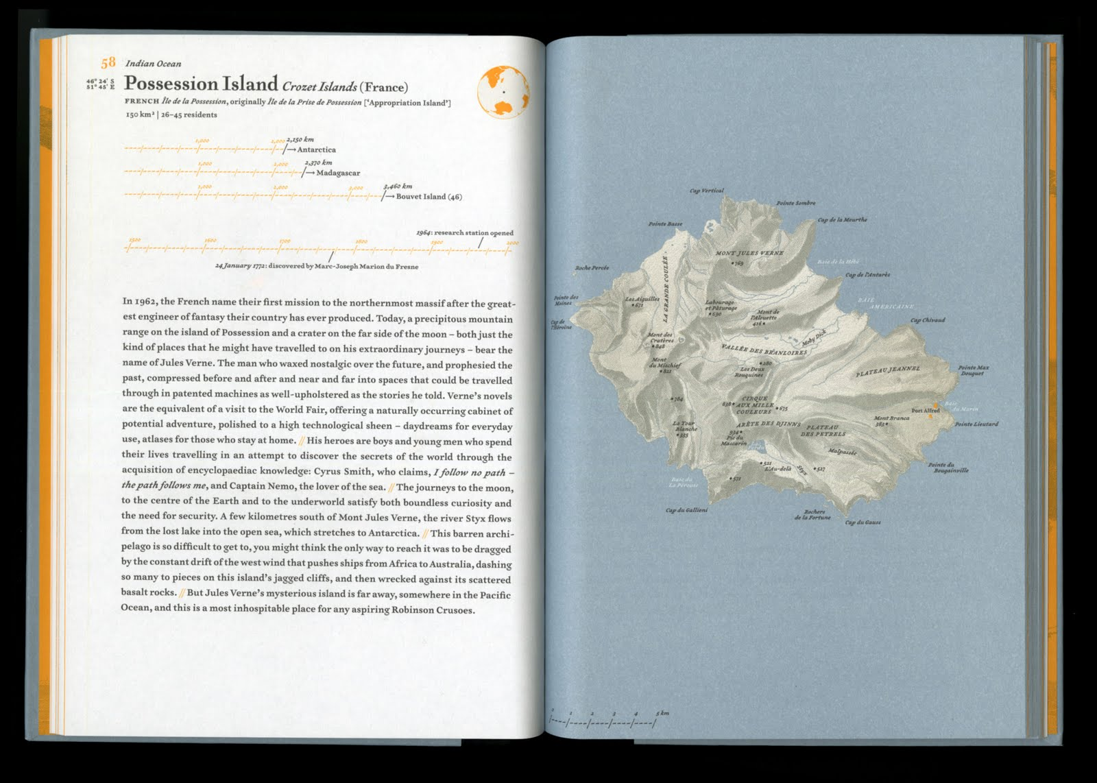 Atlas of Remote Islands • WCXC
